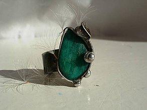 Prstene - Amazonit -tiffany - 7865147_