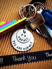 Kľúčenky - Ty si Náš No.1 - 7864920_