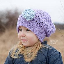 Detské čiapky - Prechodná baretka ...
