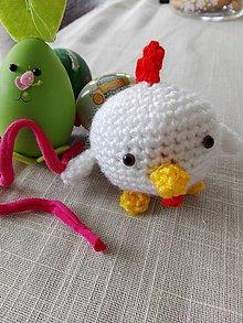 Hračky - Maličké kuriatko - 7864084_