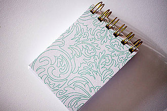 Papiernictvo - Mini notes Ornament - 7867581_