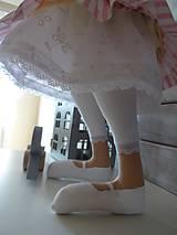 Bábiky - Myška žltá - 7864293_