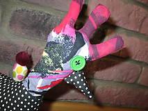 Hračky - Sliepočka Elvíra s deťmi......... - 7866094_