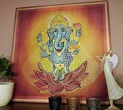 Obrazy - Lord Ganesh - 7866375_