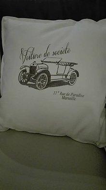 Úžitkový textil - Vankúš - 7867082_