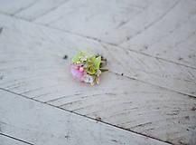 """Prstene - Svieži jarný prstienok """"bozky v rannej rose"""" - 7864522_"""