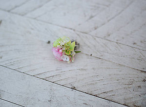 Prstene - Svieži jarný prstienok