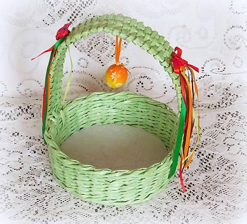 78fab9b5b Košík veľkonočný / BySong - SAShE.sk - Handmade Košíky