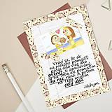 Grafika - Na kávičke (valentínka s textom)  (28) - 7863183_