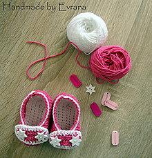 Topánočky - Papučky STARS - 7869208_
