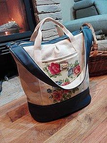 Veľké tašky - Taska romantic - 7872673_