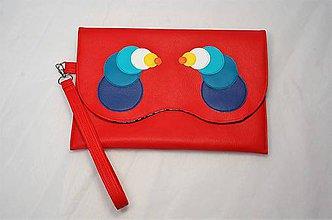 Na tablet - Väčší obal okatý alebo kabelka do ruky - 7870233_