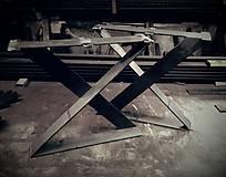 Nábytok - X nohy na konferenčný stolík - 7867959_