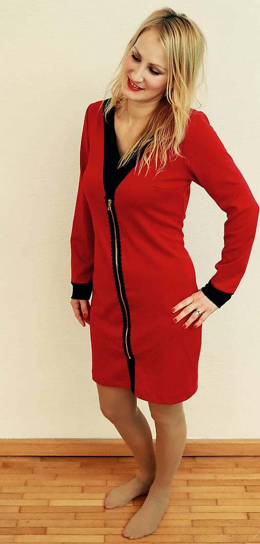 6ce0e914205b Mama a dcéra červené VÝPREDAJ 39€   mamuZone - SAShE.sk - Handmade Šaty