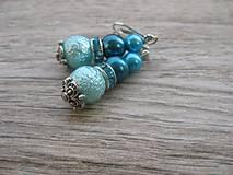Perlové väčšie (Modré perlové č.775)