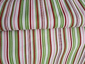 Textil - látka pruh - 7868878_
