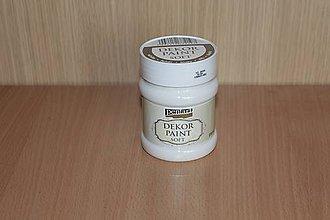 Farby-laky - Decor Paint Soft 230ml- biela - 7875078_