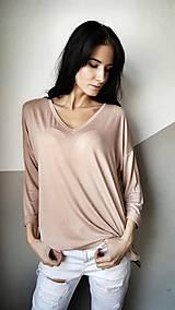 Tričká - Tričko Viola ružové - 7875193_