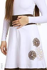 Sukne - Dámska sukňa KVETY - 7874103_
