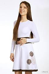 Sukne - Dámska sukňa KVETY - 7874105_