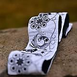 Opasky - Bielo čierny - 7878944_