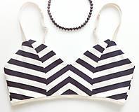 Bielizeň/Plavky - Sailor_Braletka - 7878688_