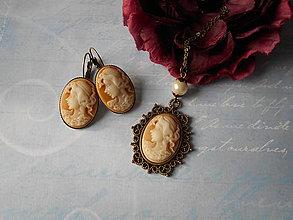 Sady šperkov - Mademoiselle Odetta - ZĽAVA zo 6,20 eur - 7878484_