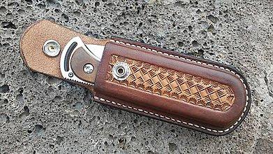 """Nože - Puzdro na nôž """"Magnum"""" - 7879813_"""