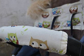 Úžitkový textil - Obal na madlo na SUCHÝ ZIPS - doplatok - 7883351_