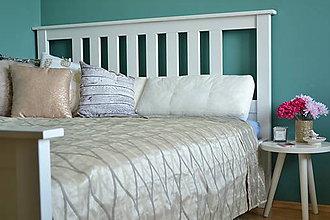 Nábytok - Manželská posteľ - 7884118_