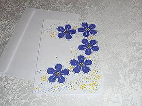 Papiernictvo - ...v modrom... - 7883837_