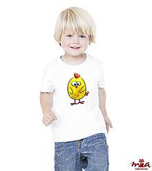 Detské oblečenie - Detské tričko - Chicklet - 7882866_