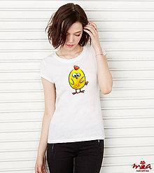 Tričká - Dámske tričko - Chicklet - 7882930_