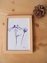 Perokresba : Rudbekia kvet