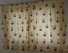 Úžitkový textil - detsky zaves - 7884707_