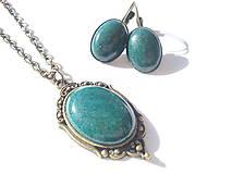 Sada - Mouintain Jade green/bronz