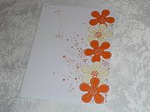 Papiernictvo - ...v oranžovej... - 7887948_