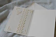 Papiernictvo - Svadobné blahoželanie - 7885877_