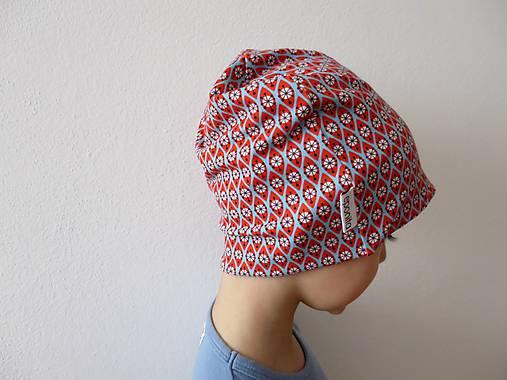 19f67a5c3 Dvojvrstvová bavlnená čiapka - veľkosť 52-54 / eponita - SAShE.sk ...