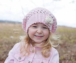 ae497075e Háčkované, pletené, šité - JeVeAtelier Čiapočky pre našich maličkých ...