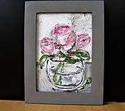 Obrázky - Malé ruže ružové - 7892949_