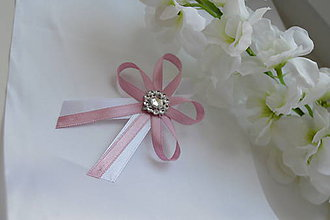 Pierka - staro ružová - 7889272_