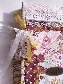 Papiernictvo - Svadobný plánovač - 7891779_
