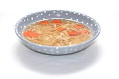 Nádoby - Hlboký šedý tanier - 7889619_