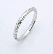 Prstene - Ručne vypracovaný prsteň  Thabit - 7893054_