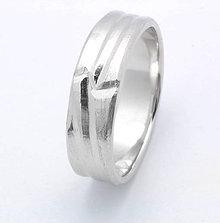 Prstene - Ručne vypracovaný prsteň  Denebola - 7893204_