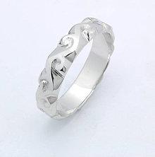 Prstene - Ručne vypracovaný prsteň  Vindemiatrix - 7893481_