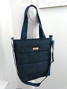 Veľké tašky - DENIM TERMO - 7890391_