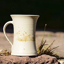 Nádoby - Hrnek kónický Maxík 600 ml- Vůně kávy - 7889727_