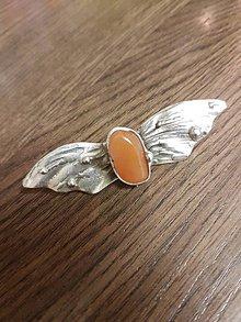 Odznaky/Brošne - Anjelské krídla 17_01 - 7893003_